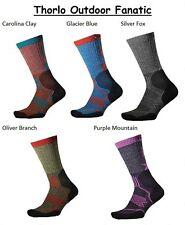 Thorlo Unisex Outdoor large Padded Cushion Socks Sock new Crew Quarter thick
