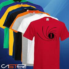 Camiseta james bond espia agente 007 (ENVIO 24/48h)
