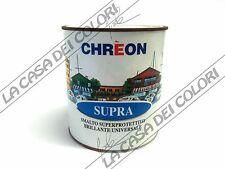 CHREON SUPRA - TINTE CARTELLA - 0,750 lt - in offerta -50%