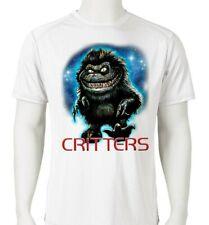eac13eabb Critters Dri Fit graphic T-shirt moisture wicking retro 80s movie SPF tee