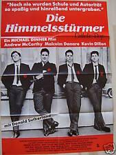 DIE HIMMELSSTÜRMER - Andrew McCarthy - Filmplakat A1