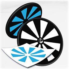 Scheibenrad Decals Rennrad Scheibe Aufkleber Sticker Scheibenräder *TOP*