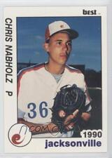 1990 Best Jacksonville Expos #21 Chris Nabholz Rookie Baseball Card
