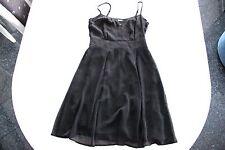 3deb8f24dbba Esprit edel Fest Chiffon Kleid Festkleid Abendkleid Gr. 36 38 40 neu schwarz
