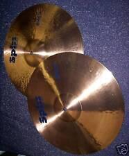 """Piatti SPIZZ Four Hit Hat 14"""" 36cm charleston x Batteria"""