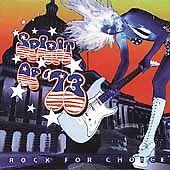 """Spirit Of '73 (Rock For Choice)""- Babes In Toyland- L7- Joan Jett- BRAND NEW CD"