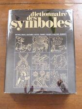 DICTIONNAIRE DES SYMBOLES dictionary symbols satanism occult devil 1969 1st HCDJ