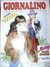 Il Giornalino anno n°27 1987 Lucky Luke Dargaud