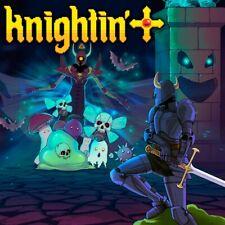Playstation Platinum Trophy Service - Knightin+ - 6x - ASIA-EU-NA