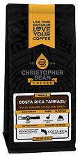 Christopher Bean Coffee COSTA RICA TARRAZU 1-12-Oz Bag
