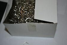 Bag of 100 VMC Size 3/0 Nickel Fish Hooks Flounder 9299 Hook