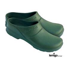 Chaussures de jardin sabots vert JARDINIER gr. 36-47