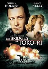 The Bridges At Toko-Ri 1955 (WB DVD, 2007) William Holden, Grace kelly