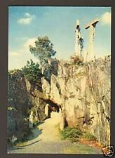 CALLAC EN PLUMELEC (56) LE CALVAIRE & MISE AU TOMBEAU
