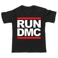 RUN DMC LOGO - HIP HOP RAP MUSIC - Baby/Child T-Shirt