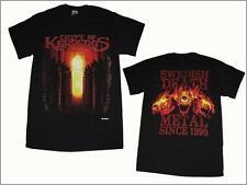 CRYPT OF KERBEROS - World Of Myths 2012 T-Shirt