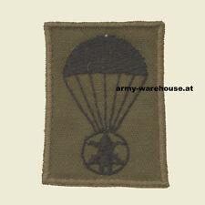"""österr. Bundesheer Abzeichen, """"Fallschirm Basiskurs HUAk"""", BH Jagdkommando"""
