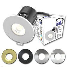 6W Eco DL 6 LEDs Spot à variation Projecteur de plafond IP65 55mm Découpe 610