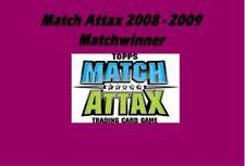 Topps Match Attax 2008/09 08 09 - Matchwinner Teil 2 - mint