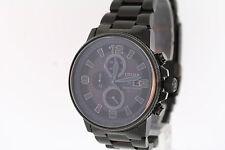 Men's Citizen CA0295-58E Eco-Drive NIGHTHAWK Black Stainless Chronograph Watch