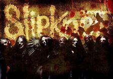 Slipknot (9) Musique De Rock Légendes Groupe Vedette Neuf Affiche A3 A4