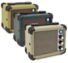 * 5W stile vintage tweed chitarra/Ukelele AMPLIFICATORE * a suonare MINI MP3 Armonica Amp