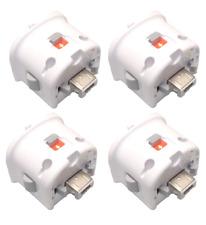 original Nintendo Wii Motion Plus Adapter für Wii Remote Controller in Weiß