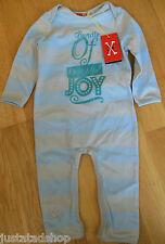No added sugar baby boy romper babygro all-in-one newborn 0-3 m BNWT designer