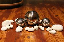 Edelstahl Kugel Schwimmkugel Silberkugel Gartendeko 6-70 cm EDELROST DESIGN NEU