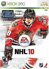 NHL 10 - Xbox 360 Xbox 360, Xbox 360 Video Games