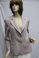 ARMANI Cashmere Jacket Beige Size 4 6