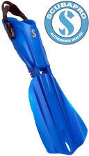 Scubapro Seawing Nova Fin II ~ BLUE~  Free Shipping