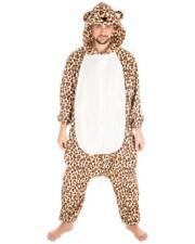 Costume Carnevale Pigiamone Giapponese Leopardo Kigurumi PS 26057
