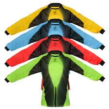 Viper Football Goalkeeper Goalie Soccer Keeper Goalie Padded Jersey Men's Shirt