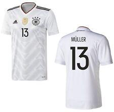 Trikot Adidas DFB 2017 Home Confed Cup - Müller [128 bis 3XL] Deutschland