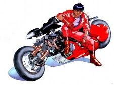 Akira Shotaro Kaneda Bike Painting Anime Manga Huge Giant Print POSTER Affiche