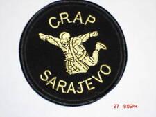 "FRENCH  PARA COMMANDO ""SARAJEVO OPERATIONS PATCH"""