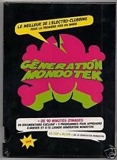 GENERATION MONDOTEK - DVD NEUF SOUS BLISTER