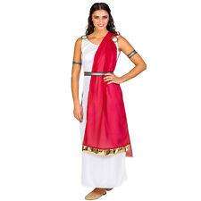 Frauenkostüm Römerin Gladiatorin Antike Damen Kostüm Karneval Fasching Kleid Rom