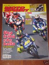 MOTOSPRINT 2005/42 VALENTINO ROSSI YAHAMA CAMPIONI !!