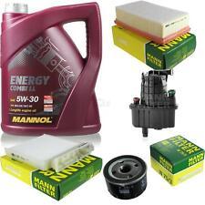 CAMBIO Olio Set 5l MANNOL ENERGY COMBI LL 5w-30 Uomo ispezione Service 10048488