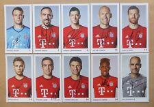 2015-16 firmato Bayern Monaco Ufficiale Club Carte