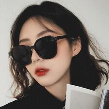 Harajuku Sunglasses Women Men Mirrors Black Frame Eyewear Male Sun Glasses UVYG