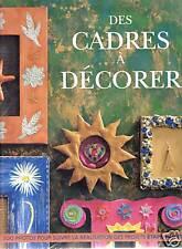 Des Cadres A Decorer - Bawden/graham - LISA