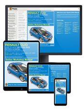 Renault Clio Petrol & Diesel (Jun 2009-2012) 09 to 62 Haynes Online Manual