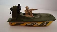 MATCHBOX SUPERFAST N°30 SWAMP RAT 1976 LESNEY (8x3,5cm)