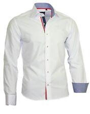 Hemd Herrenhemd Langarm Kentkragen weiß Sirt Binder de Luxe 82703 WEIß