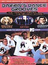 Darrin's Dance Grooves (DVD, 2001) NEW
