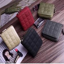 Women Lady PU Leather Small Wallet Coin Purse Bag Card Holder Clutch Handbag JA