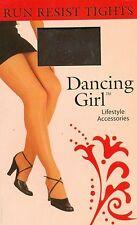 danse fille noir foncé VISON Sahara collant pur Opaque collants